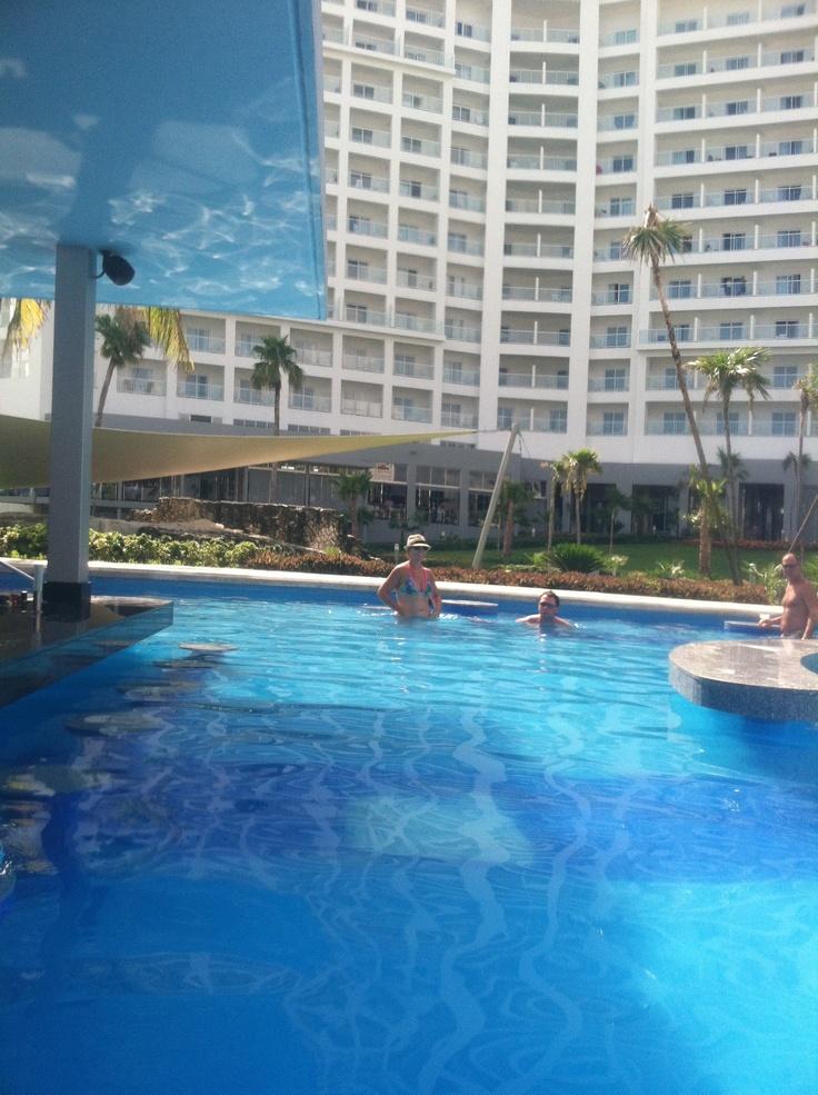 Riu palace Penisula 141 best Cancun Mexico