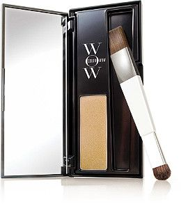 Color Wow's Root Cover Up camouflages your roots for perfect color every day. This professional powder compound was formulated to adhere to hair without being sticky or oily and without looking dry..