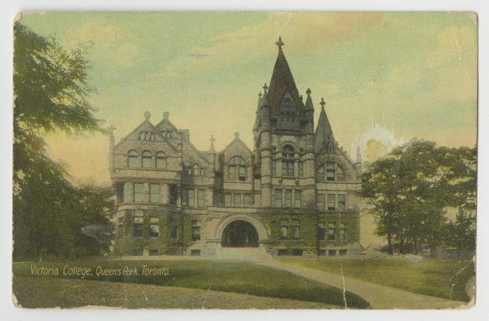 Victoria College, Toronto, Ontario