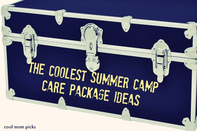 Kids heading to camp? These cool summer camp care package ideas, from crafts to clothing to (yes) candy will win you the best parent ever badge.