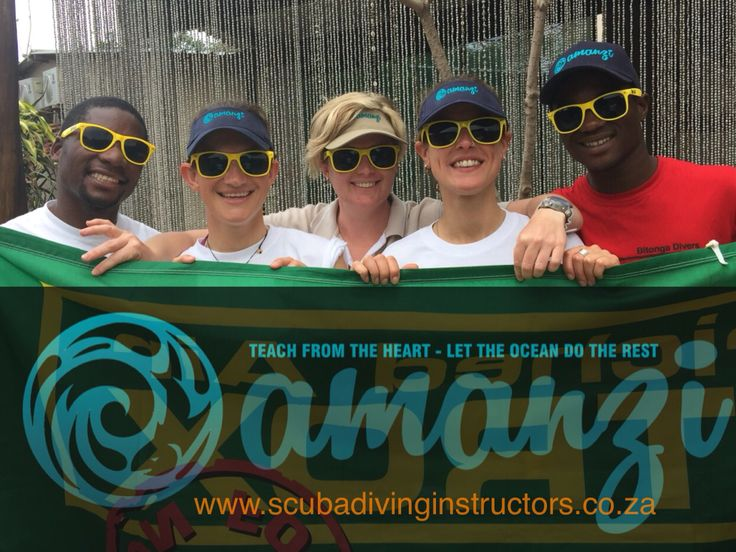 PADI IDC - September 2015 Sodwana Bay South Africa