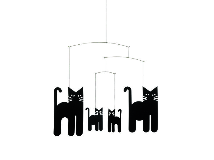 Cat Mobile by Flensted Mobiles