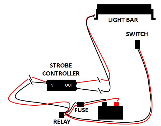 Olbwiringdia Light Bar Wiring Diagram 88 Diagrams