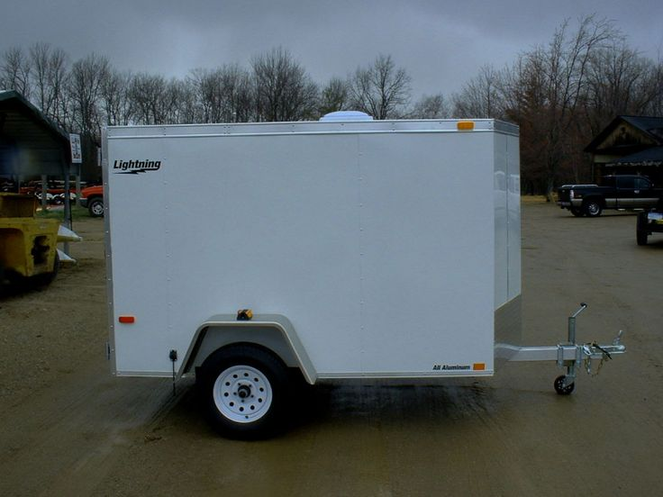 Ideas Most Up-to-date Small Enclosed Trailer