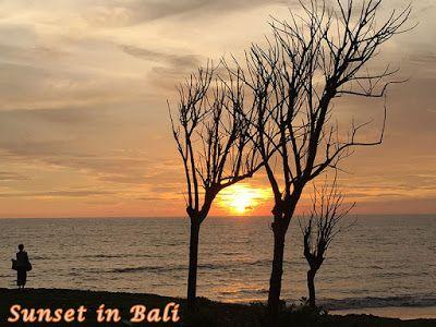 バリ倶楽部さすけのブログ: 綺麗な夕日が観えるバリ島のビーチ5選