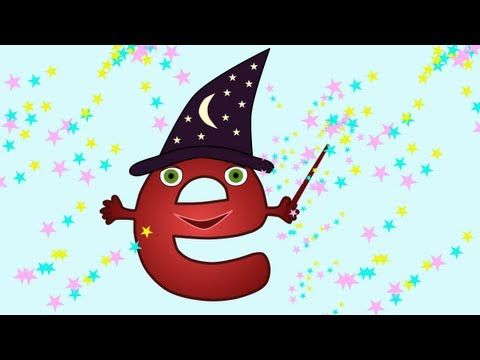 A video to teach children about the magic e or silent e, which lengthens the preceding vowel sound when it comes at the end of a word.  This song was written and performed by A.J. Jenkins. Video by KidsTV123.  Copyright 2011: All rights reserved  For MP3s, worksheets and much more:  http://www.KidsTV123.com    kids songs song for children