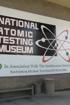 National Atomic Testing Museum in Las Vegas with an Area 51 exhibit makes for a unique attraction on your Las Vegas vacation.