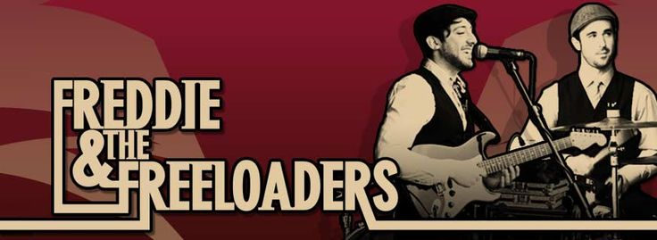 Freddie & The Freeloaders | Vintage soul, jazz and modern classics band #WeddingWednesday #marqueehire #wedding