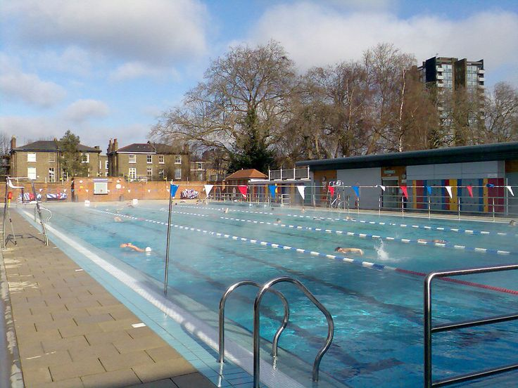 Because there are lidos in the heart of the city. | 57 Reasons Living In London Ruins You For Life