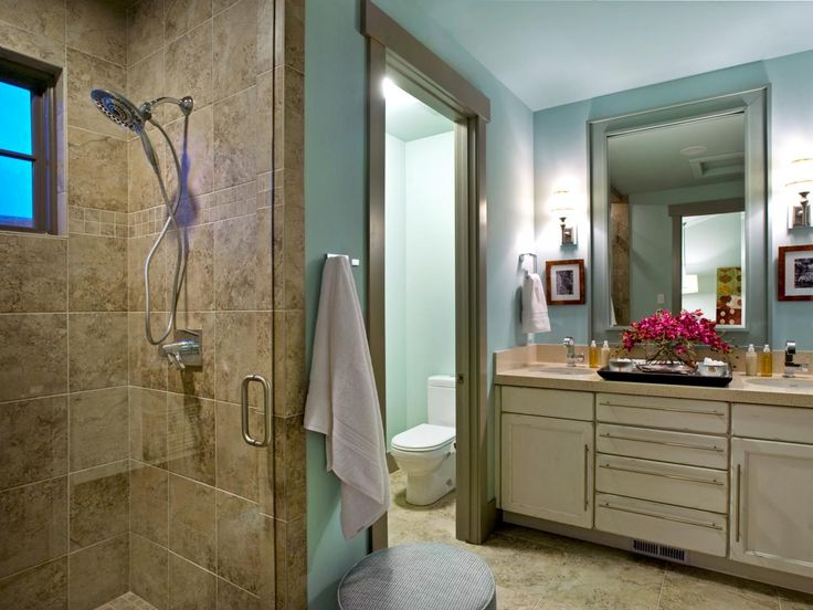 HGTV Dream Home 2012 Guest Bathroom | Pictures and Video From HGTV Dream Home 2012 | HGTV