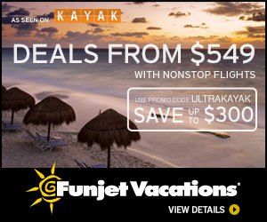 Cancun Vacation Packages – Funjet Vacations | DON'T JUST LISTEN TO WHAT THEY SAY, GO SEE! ~ #TLCTravels