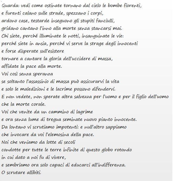 #Ingrao poesia x #Gaza altri valori, umani e politici.Tutto evolve,ma bisogna saperlo fare #ciaoeretico @matteorenzi