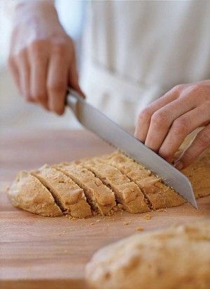 How to Make Biscotti , with specific recipes at bottom of page