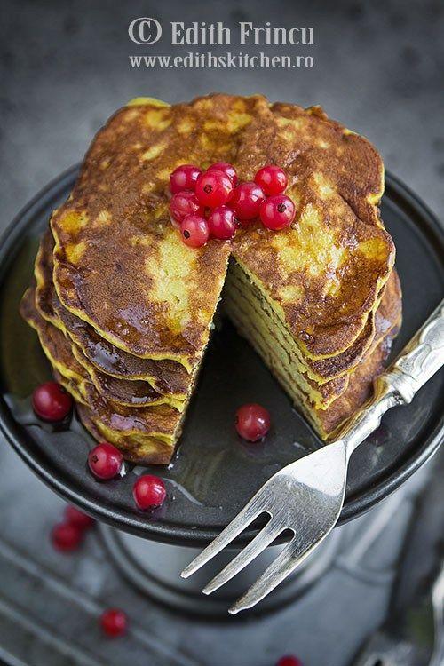 pancakes cu banane 2