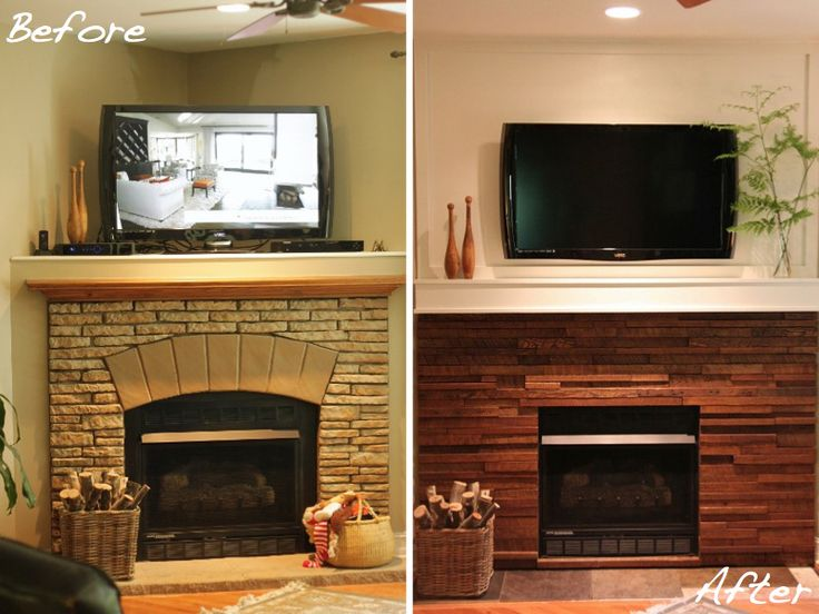11 Best Fireplace Renovation Images On Pinterest Mantles Brick Fireplace Makeover And Brick