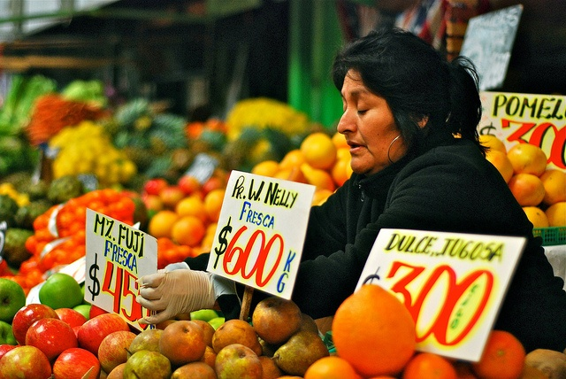Mercado - Santiago de  Chile