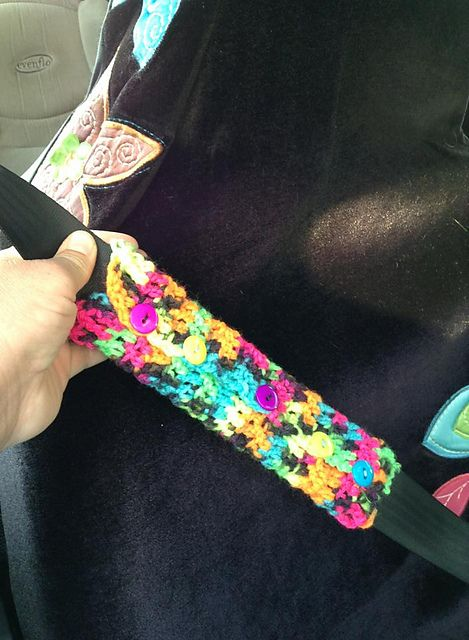 17 Best images about Crochet seat belt covers on Pinterest ...