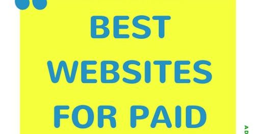 Paid Online Advertising Website- List of 99 Websites for Premium Advertising on Internet #Paid #advertising