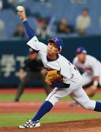 来季からの本拠地、京セラドームで二回途中でKOされたオリックスのドラフト1位・山岡