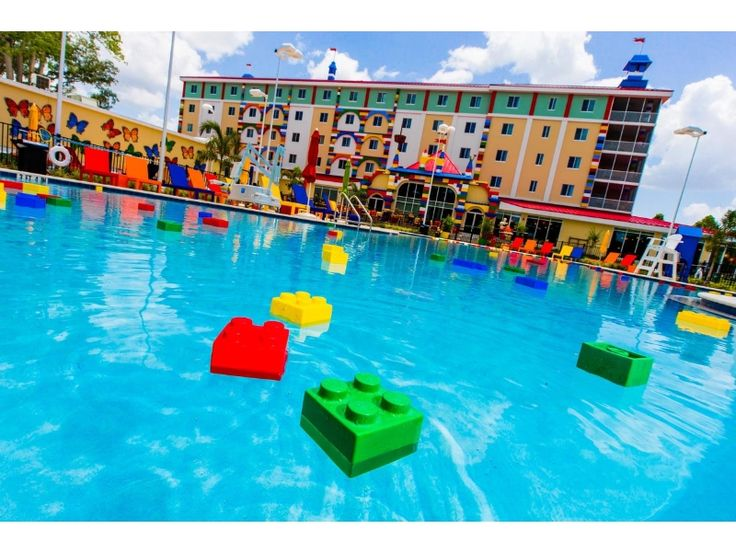 Built for kids 2-12, LEGOLAND® Florida Resort is a multi-day vacation destination in Winter Haven, Fla.