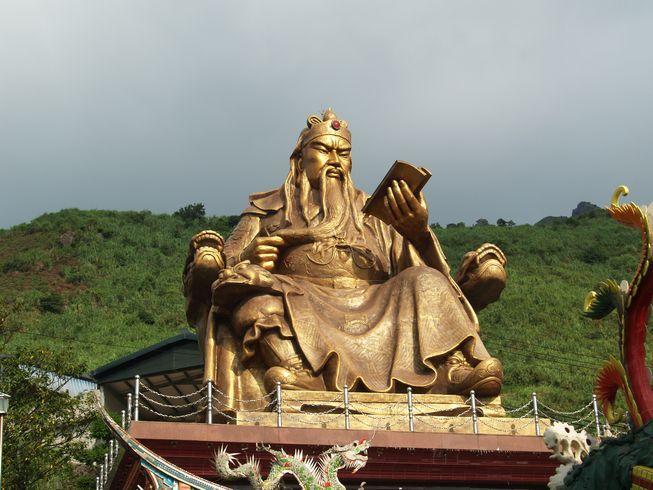Resultado de imagem para Guan Yu