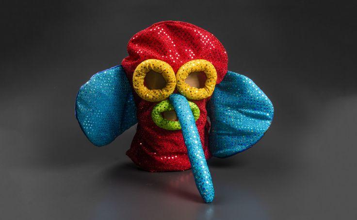Colombia Artesanal: Máscaras del Carnaval, Marimonda