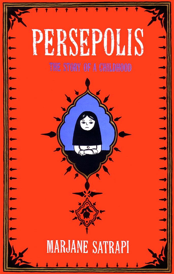 Read Persepolis 1: The Story of a Childhood (by Marjane Satrapi)
