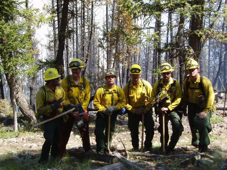 fire fighters | Wildland Firefighters