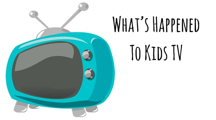 What's Happened to Kids TV? Children's programmes ain't what they used to be!