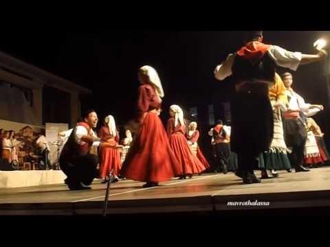 dance from kythnos,cyclades,greece KΥΘΝΟΣ - Παραδοσιακοί χοροί και τραγούδια