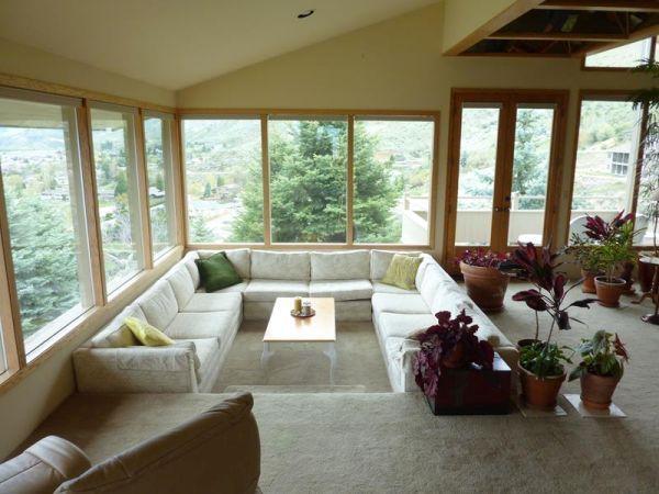 Living Room Renovation Ideas 25+ best sunken living room ideas on pinterest | made in la wall