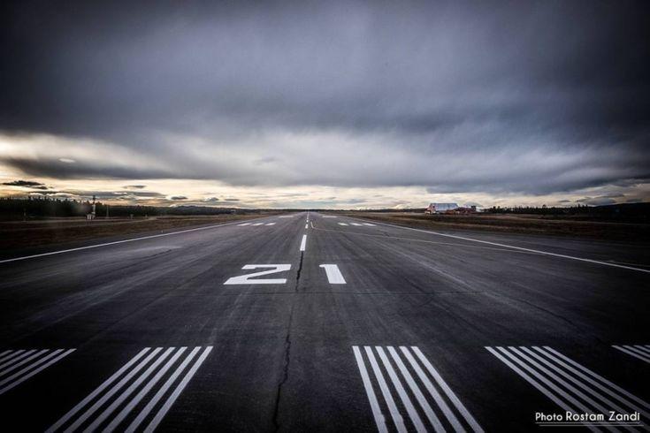 Kiruna Airport Runaway 21  #KirunaAirport #Polar #AbovePolarCircle #arcticlight #Adventure #Lappland #Lapland #SwedishLapland #Laponia #Norrbotten #Norrland #Photography #Nature #Landscape #Wilderness #Wildsweden #SwedishNature #Clouds #Kiruna #OurLapland #landingstrip #ig_kiruna  Follow me on: Instagram!