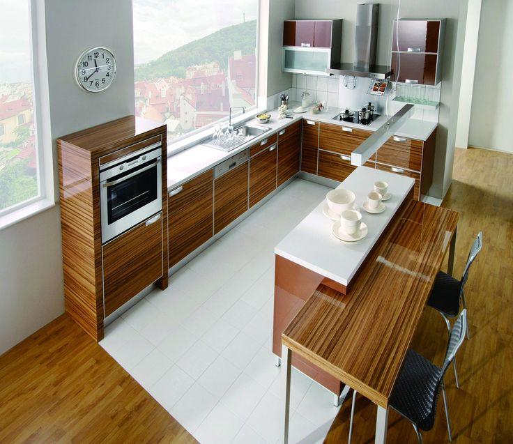 Kitchen Design Uv: 8 Best Images About Wood Grain Kitchen Cabinets On