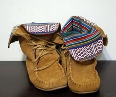 Slouchy Steve Madden Moccasins