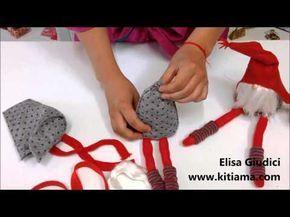 Ciao ragazze, Un'idea carinissima per regali e decorazioni? Questi simpaticissimi gnometti conquisteranno il cuore di tutti!! Trovate questo e molti altri pr...