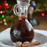 Syrop piernikowy do kawy i deserów