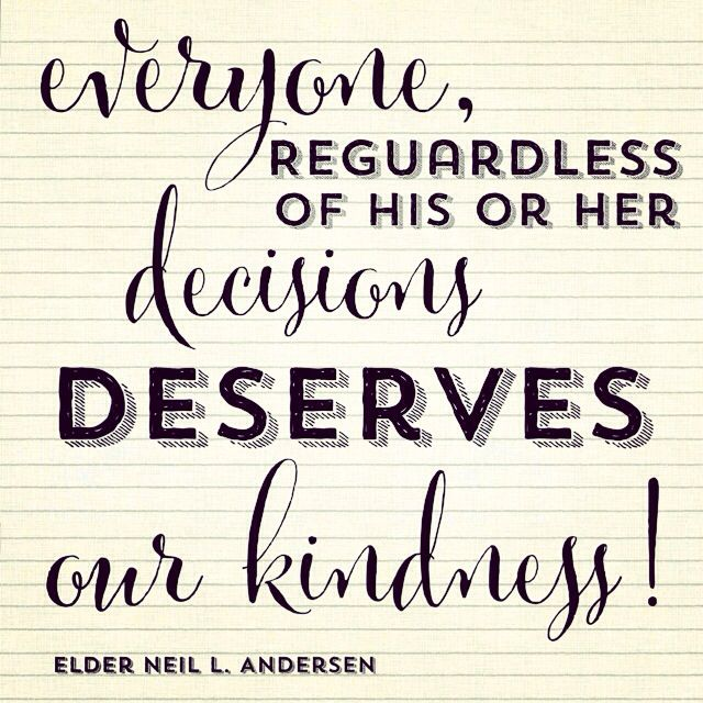 Words to live by... #ldsconf #iamamormon