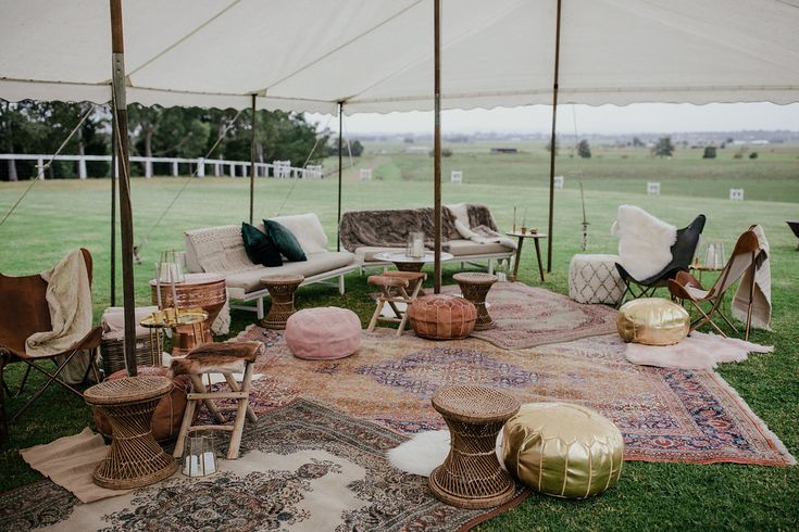 Image 13 - This Bride's got STYLE – Boho Hunter Valley Wedding in Real Weddings.