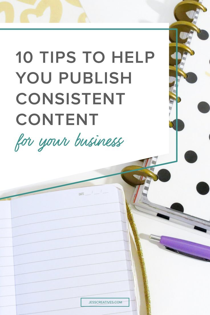 I want to show you that it is possible to publish content consistently for your business.  I've been asked about this topic a lot lately.  So, I want to start by reassuring you that, yes,  ...even if you're booked out with clients ...even if you're balancing a busy family schedule, it is possible to create and publish content consistently.  And when you do commit to publishing consistent content that serves your ideal clients/customers, I can almost guarantee it will grow your business.