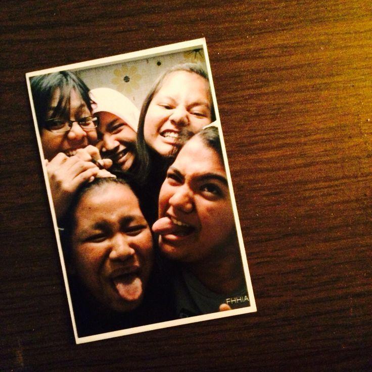 #highschool #photobox #hangout #friends