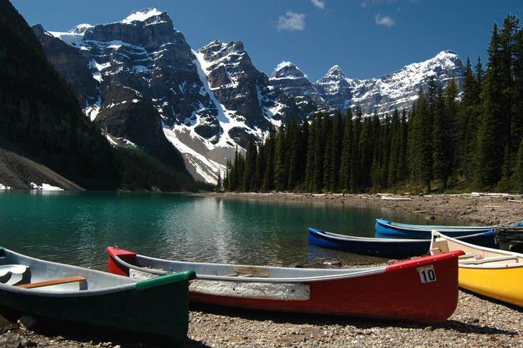 Kanada Rundreise in 2 Wochen – Route, Highlights & Tipps