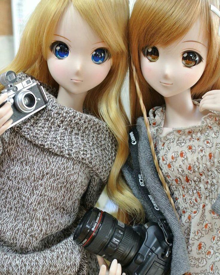 "33 Likes, 1 Comments - HIROAKI MATSUOKA (@hiroq.inte) on Instagram: ""カメラガールズ #smartdoll #MiraiSuenaga #KizunaYumeno #canon #EOS  5Dmark2 #レジファインダー #Nikon #D2X #50mm…"""