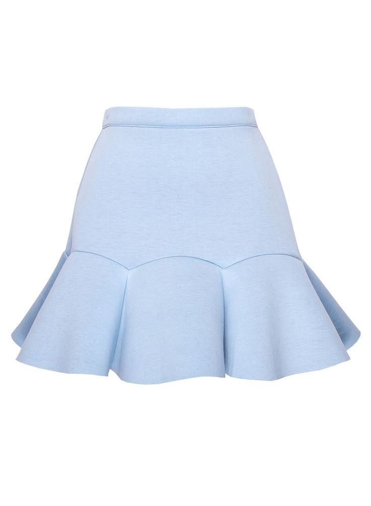 Mermaid Mini Skirt