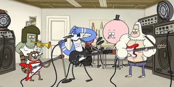 What Mark Hamill Will Miss About Regular Show The Most