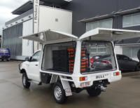 Bull Motor Bodies | Enclosed Canopy Gallery & 7 best Trade Tuff 3 Door Canopies images on Pinterest | Canopies ...