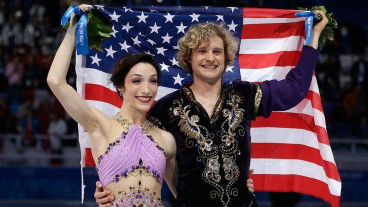 Davis, White live up to standards, put their gold stamp on Sochi