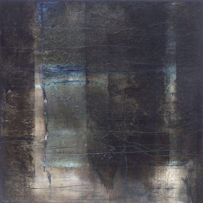 L'exploration de la matière etde la composition de l'espace offert par le support - comme langage émotionnel et suggestif -constitue l'objet de ma recherche picturale. Celle-ci s'inscrit...