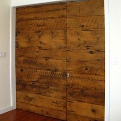 modern interior doors by Bench Dog Design