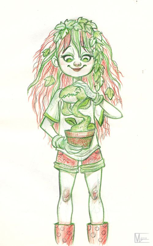 Little Posion Ivy