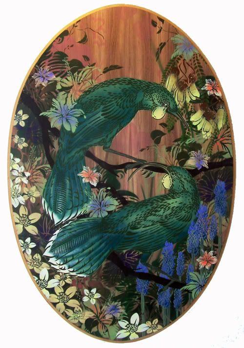 Flox, NZ stencil artist